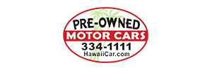 Pre-Owned Motor Cars