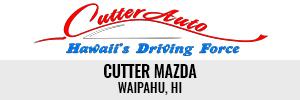 Cutter Mazda of Waipahu