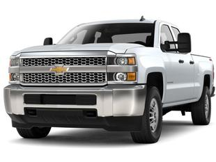 New 2019 Chevrolet Silverado 2500HD Double Cab Standard Box 4-Wheel Drive Work Truck In Transit