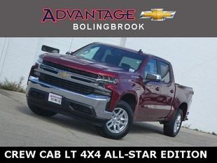 New 2019 Chevrolet Silverado 1500 Crew Cab Short Box 4-Wheel Drive LT All Star Edition