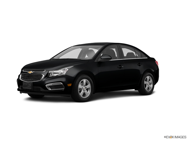 Pre-Owned 2015 Chevrolet Cruze Sedan 1LT (Automatic)