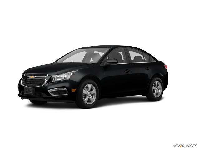 Pre-Owned 2015 Chevrolet Cruze Sedan 1LT (Automatic)