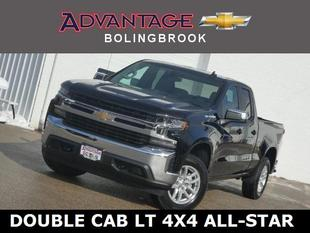 New 2019 Chevrolet Silverado 1500 Double Cab Standard Box 4-Wheel Drive LT All Star Edition