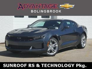 New 2019 Chevrolet Camaro 2dr Coupe 1LT