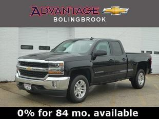 New 2019 Chevrolet Silverado 1500 LD Double Cab Standard Box 4-Wheel Drive LT All Star Edition