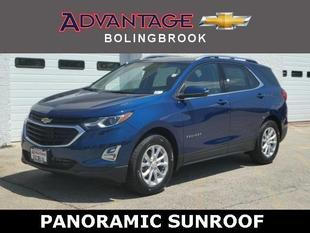 New 2019 Chevrolet Equinox FWD LT