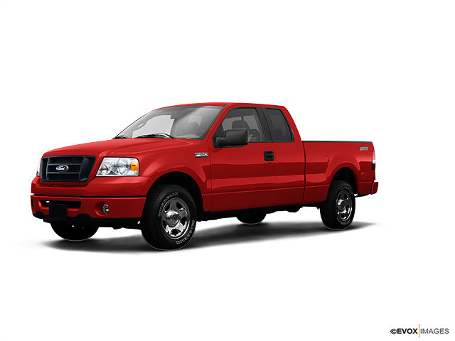 Pre-Owned 2008 Ford F-150 4WD SuperCab Styleside 6-1/2 Ft Box XL