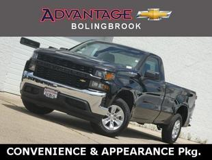 New 2019 Chevrolet Silverado 1500 Regular Cab Long Box 2-Wheel Drive WT