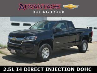 New 2019 Chevrolet Colorado Extended Cab Long Box 2-Wheel Drive Base