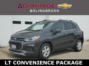 New 2020 Chevrolet Trax FWD LT