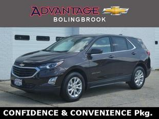 New 2020 Chevrolet Equinox FWD LT