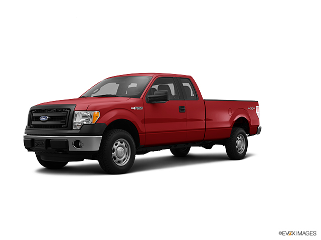 Pre-Owned 2013 Ford F-150 4WD SuperCab 6-1/2 Ft Box XL
