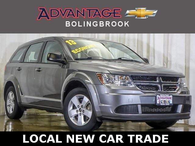 Pre-Owned 2013 Dodge Journey FWD 4dr American Value Pkg