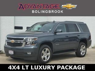 New 2020 Chevrolet Tahoe 4WD LT