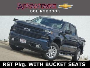 New 2020 Chevrolet Silverado 1500 Crew Cab Short Box 4-Wheel Drive RST