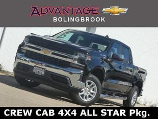 New 2020 Chevrolet Silverado 1500 Crew Cab Short Box 4-Wheel Drive LT
