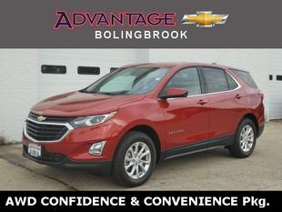 New 2020 Chevrolet Equinox AWD LT