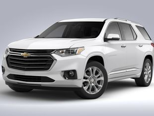 New 2020 Chevrolet Traverse AWD 1LZ