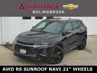 New 2020 Chevrolet Blazer AWD RS