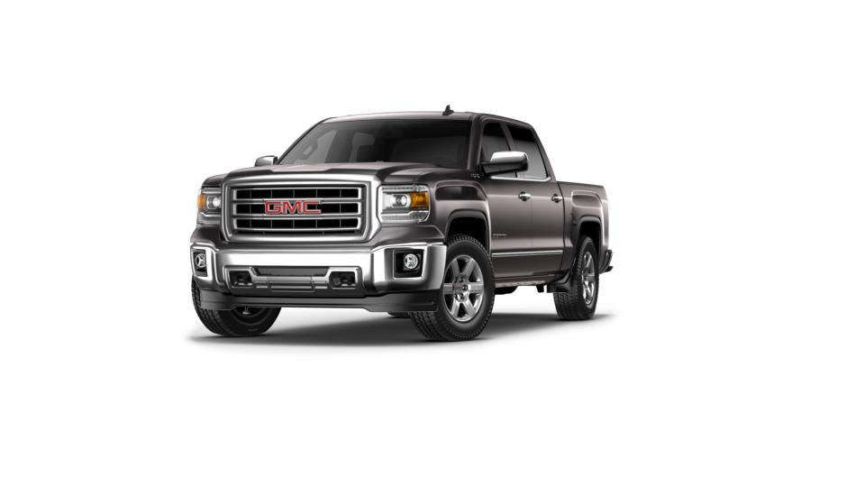 Pre-Owned 2015 GMC Sierra 1500 Crew Cab Short Box 4-Wheel Drive SLT