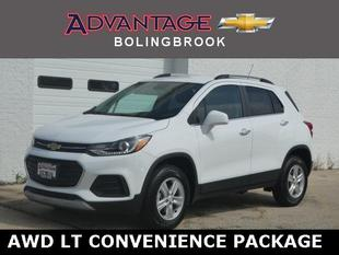 New 2020 Chevrolet Trax AWD LT