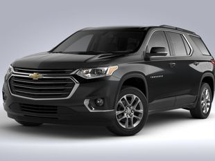 New 2020 Chevrolet Traverse FWD 1LT In Transit