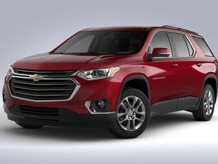 New 2020 Chevrolet Traverse AWD 1LT In Transit