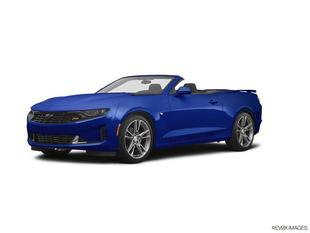 New 2020 Chevrolet Camaro 2dr Convertible 1LT In Transit