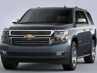 New 2020 Chevrolet Tahoe 4WD Premier In Transit