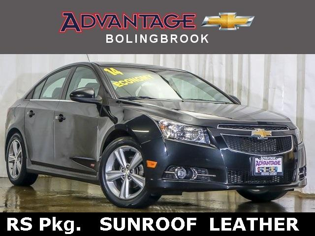 Pre-Owned 2014 Chevrolet Cruze Sedan 2LT (Automatic)