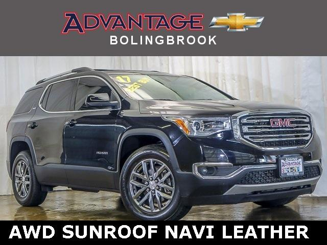 Certified Pre-Owned 2017 GMC Acadia AWD SLT-1