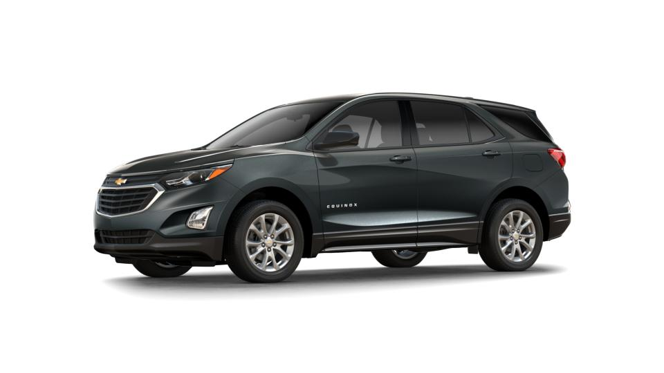 Pre-Owned 2018 Chevrolet Equinox FWD LS