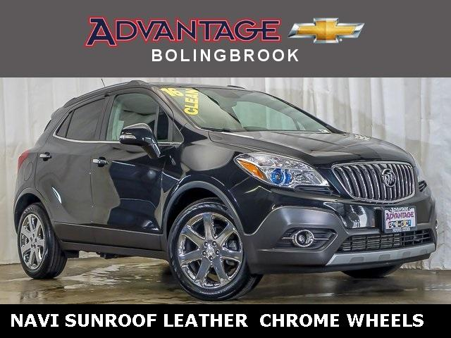 Certified Pre-Owned 2016 Buick Encore Leather FWD