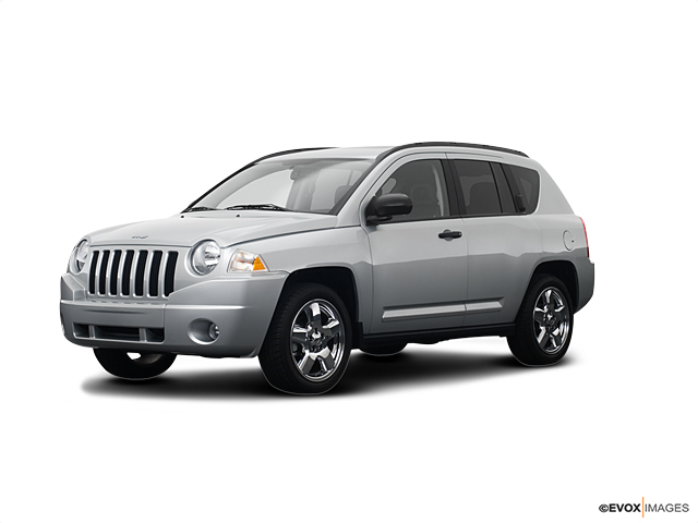 Pre-Owned 2008 Jeep Compass FWD 4dr Limited