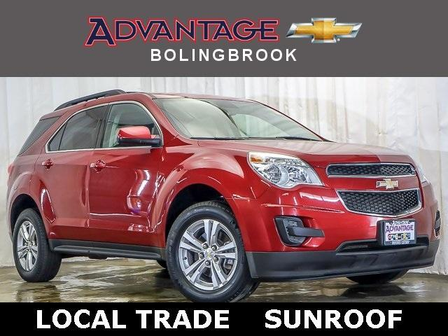 Pre-Owned 2015 Chevrolet Equinox FWD 1LT