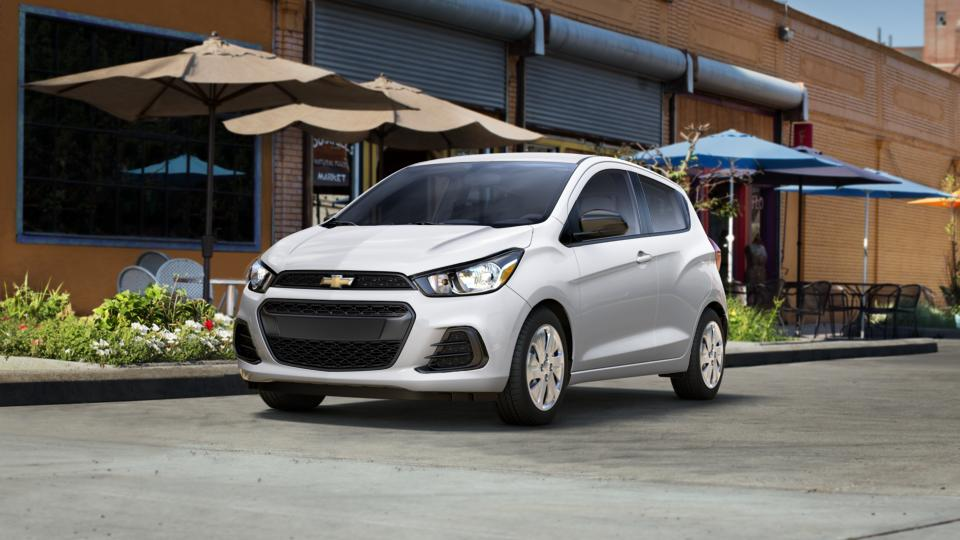 Pre-Owned 2017 Chevrolet Spark Hatch LS (Automatic)