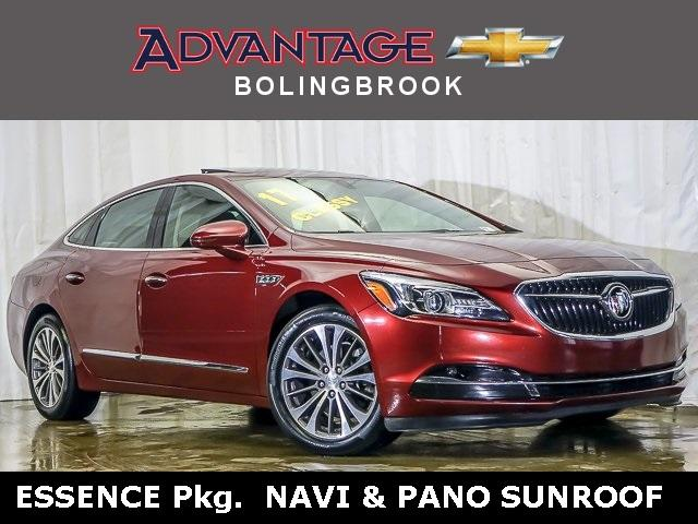 Pre-Owned 2017 Buick LaCrosse FWD Essence