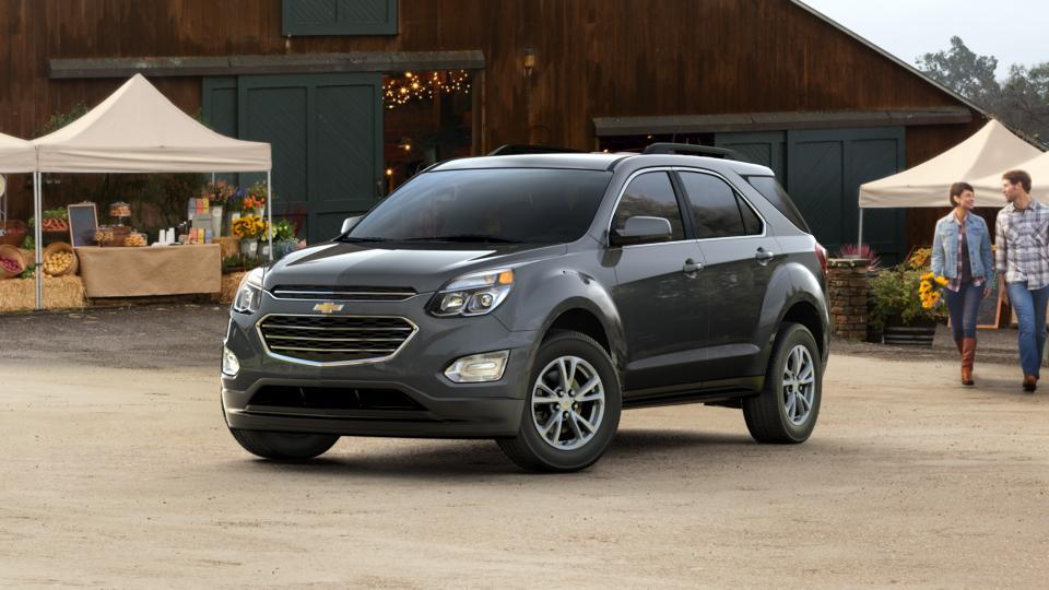 Pre-Owned 2017 Chevrolet Equinox FWD LT
