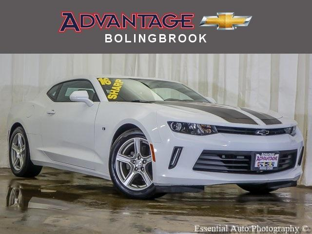 Pre-Owned 2016 Chevrolet Camaro 2dr Coupe 1LT