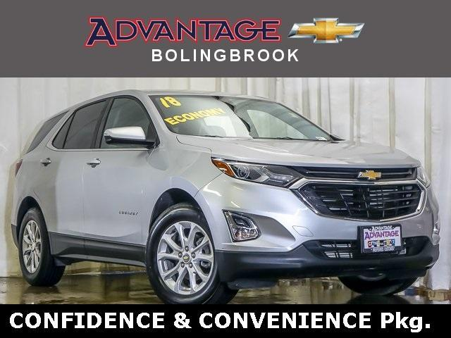 Pre-Owned 2019 Chevrolet Equinox FWD LT