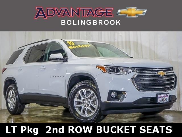 Pre-Owned 2019 Chevrolet Traverse FWD 1LT