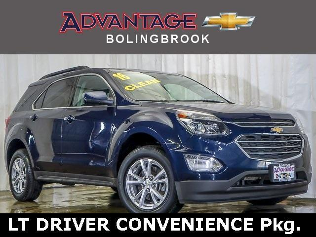Pre-Owned 2016 Chevrolet Equinox FWD LT