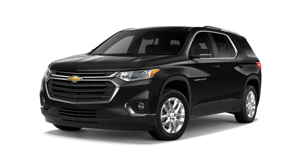 Pre-Owned 2018 Chevrolet Traverse FWD 1LT