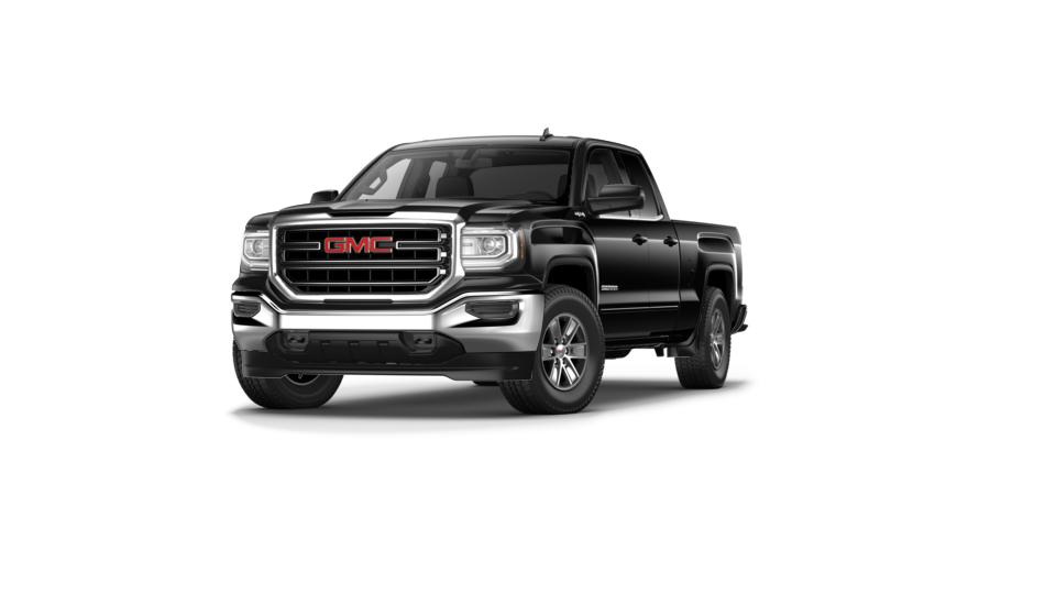 Pre-Owned 2016 GMC Sierra 1500 Double Cab Standard Box 4-Wheel Drive SLE