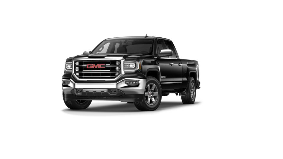 Pre-Owned 2016 GMC Sierra 1500 Double Cab Standard Box 4-Wheel Drive SLT