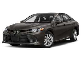 New 2020 Toyota Camry LE Sedan in Oxford, MS