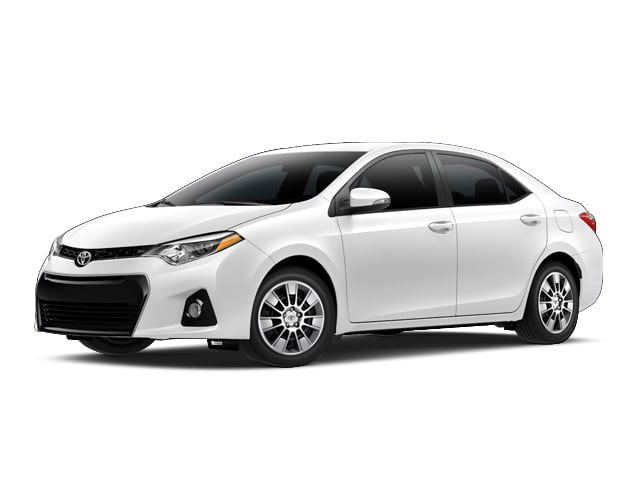 Used 2016 Toyota Corolla S L Sedan 4A For Sale Oxford, MS