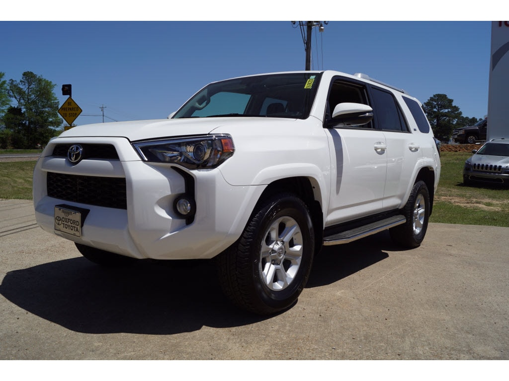 Used 2018 Toyota 4Runner SR5 Premium 2WD 4x2 SR5 Premium SUV For Sale Oxford, MS