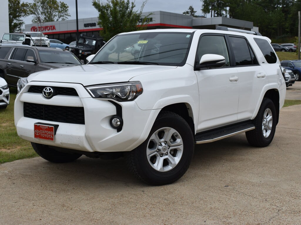 Used 2019 Toyota 4Runner SR5 4x2 SR5 Premium SUV For Sale Oxford, MS