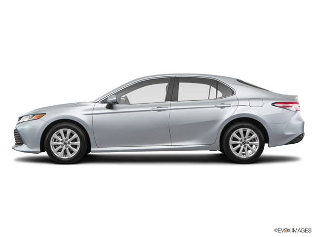 Certified Pre-Owned 2019 Toyota Camry LE Sedan LE Sedan For Sale Oxford, MS